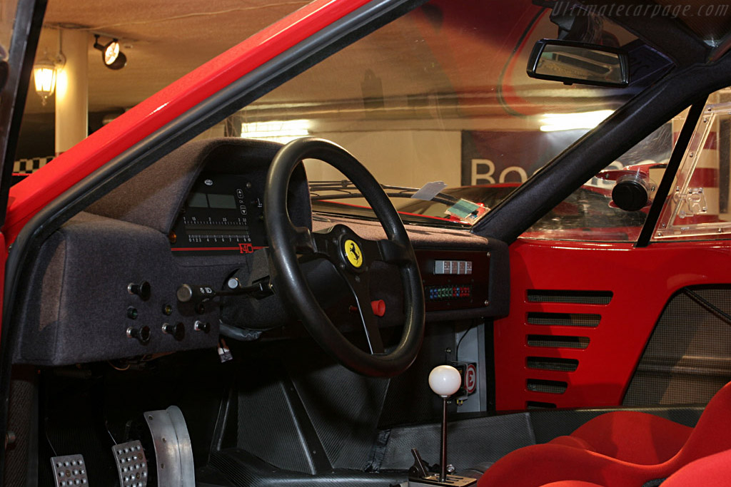 Ferrari F40 LM - Chassis: 88522   - 2005 Bonhams Gstaad Auction