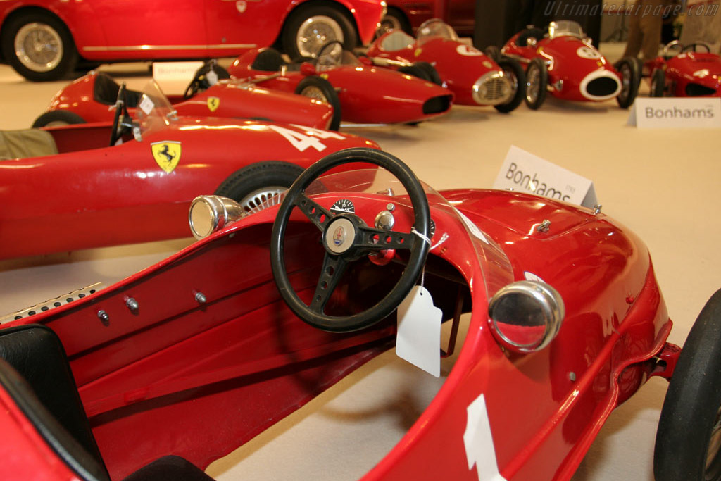 Pedal Car collection    - 2005 Bonhams Gstaad Auction