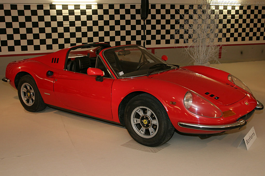Ferrari 246 GTS Dino - Chassis: 03902   - 2006 Bonhams Gstaad Auction