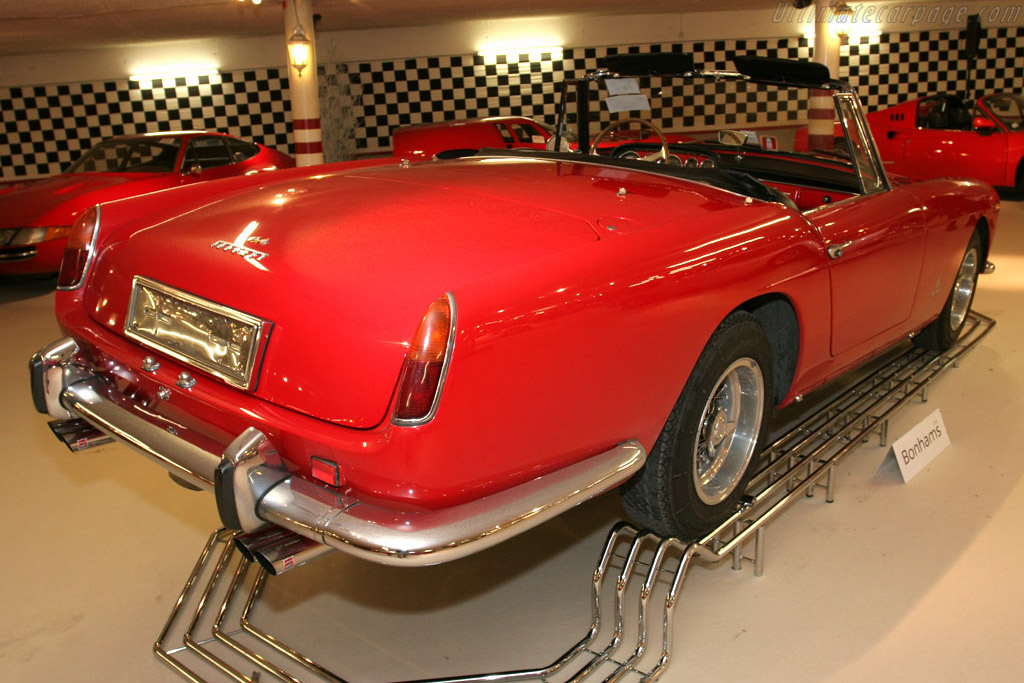 Ferrari 250 GT Cabriolet Series II - Chassis: 1801GT   - 2006 Bonhams Gstaad Auction