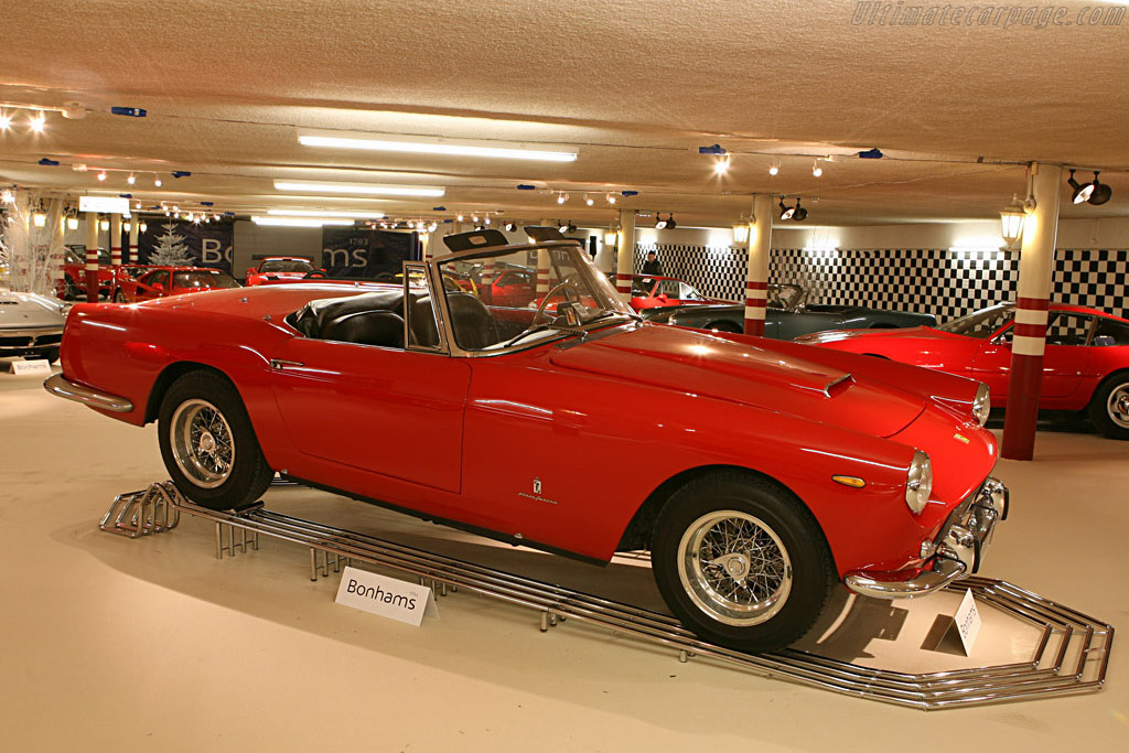 Ferrari 250 Gt Cabriolet Series Ii Chassis 1801gt