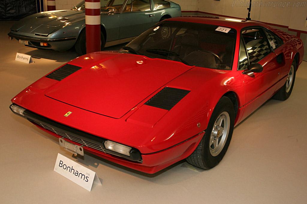 Ferrari 308 GTB 'Vetroresina' - Chassis: 18889   - 2006 Bonhams Gstaad Auction