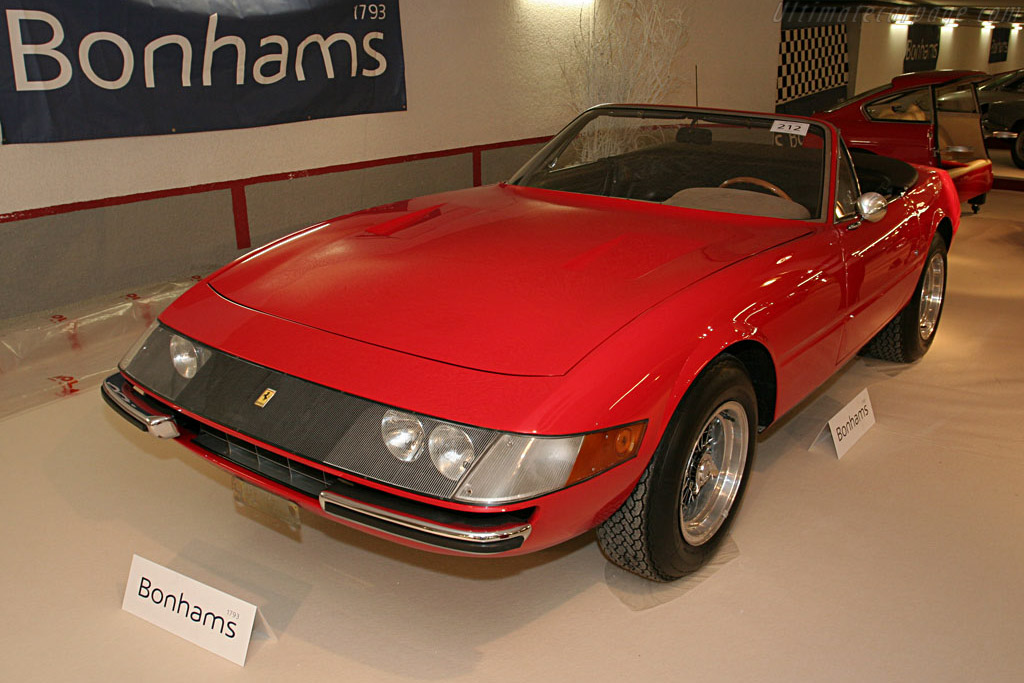 Ferrari 365 GTB/4 Daytona Spyder Conversion - Chassis: 12779   - 2006 Bonhams Gstaad Auction