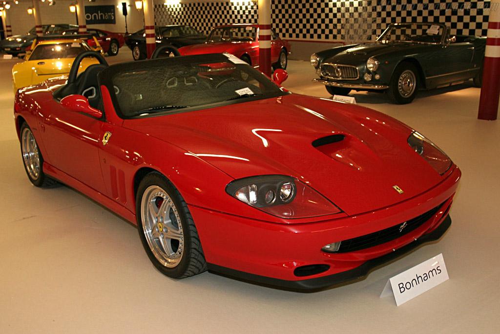 Ferrari 550 Barchetta - Chassis: 124287   - 2006 Bonhams Gstaad Auction