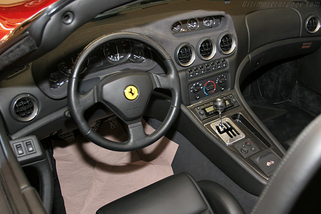 Ferrari 550 Barchetta - Chassis: 124287   - 2006 Bonhams Gstaad Auction