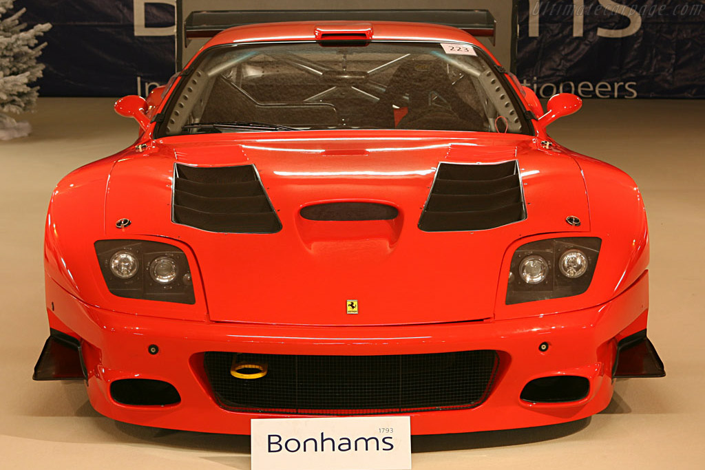 Ferrari 575 GTC - Chassis: 2216   - 2006 Bonhams Gstaad Auction