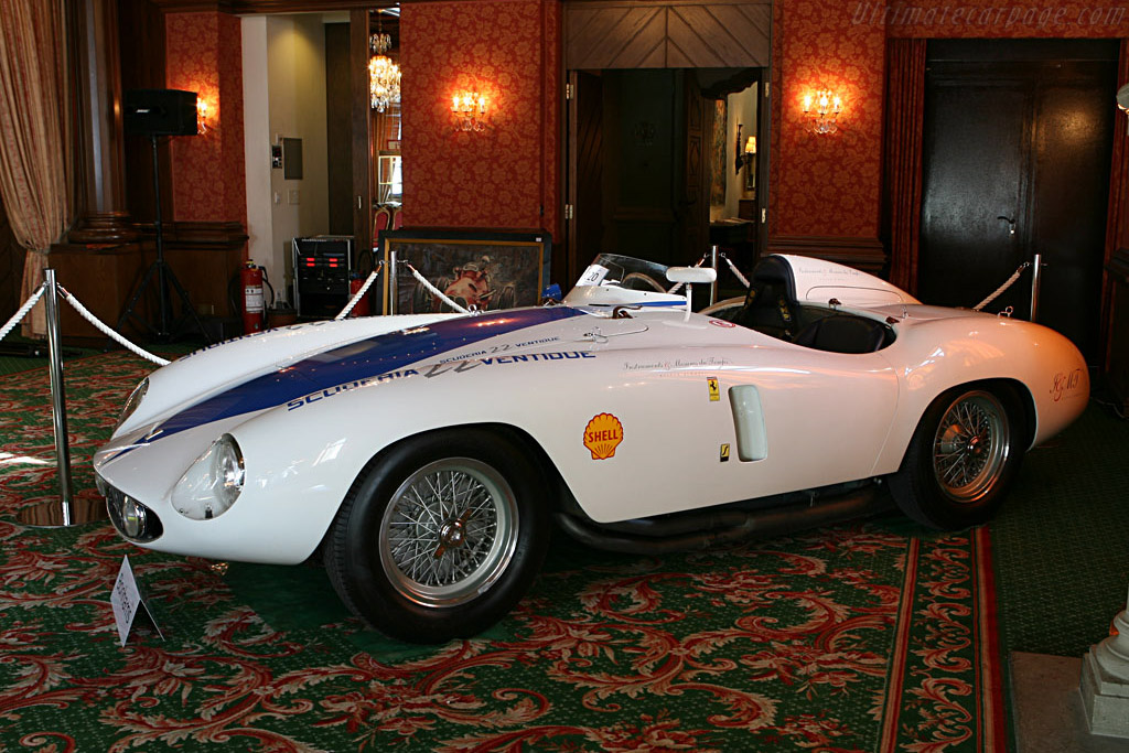 Ferrari 750 Monza - Chassis: 0554M   - 2006 Bonhams Gstaad Auction