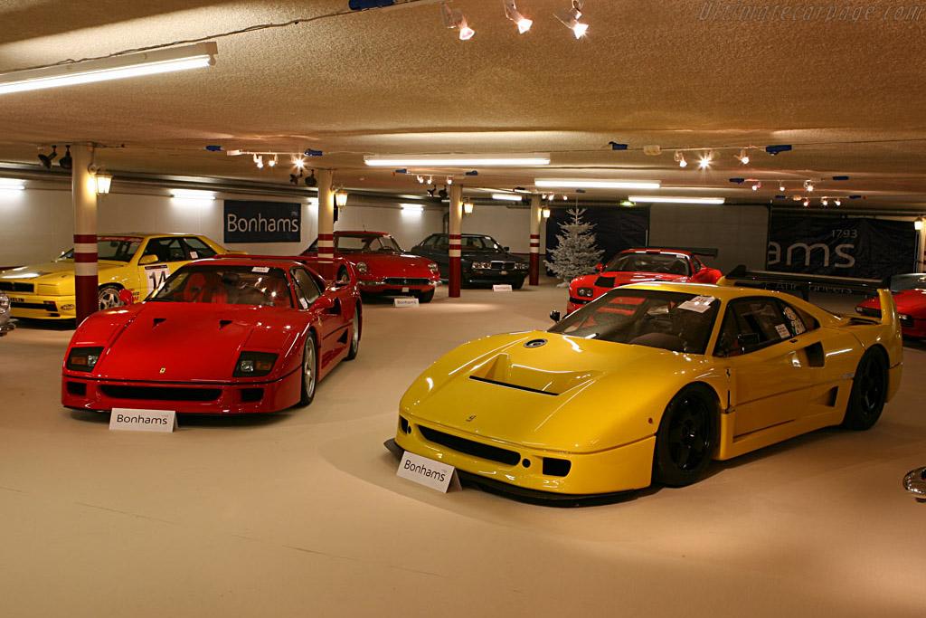 Ferrari F40 Competizione Conversion - Chassis: 80782   - 2006 Bonhams Gstaad Auction