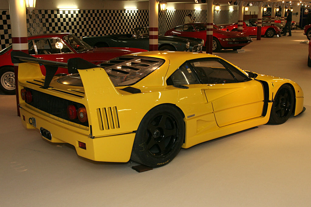 Ferrari F40 Competizione Conversion - Chassis: 80782   - 2006 Bonhams Gstaad Auction