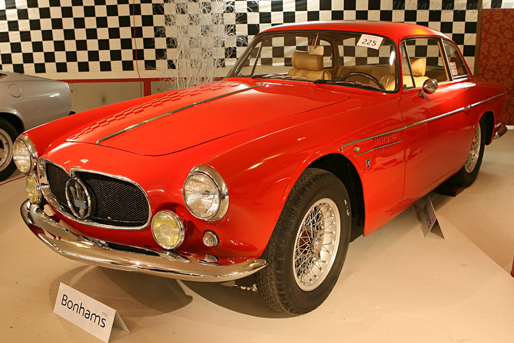 Maserati A6/2000 Allemano Coupe - Chassis: 2147   - 2006 Bonhams Gstaad Auction