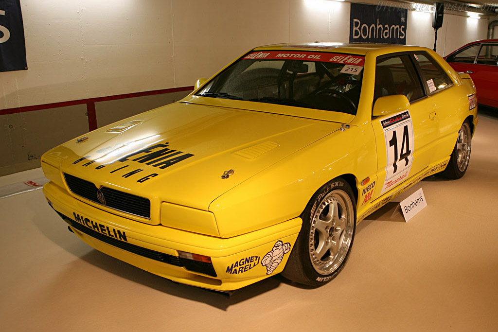 Maserati Ghibli Cup - Chassis: 00361226   - 2006 Bonhams Gstaad Auction