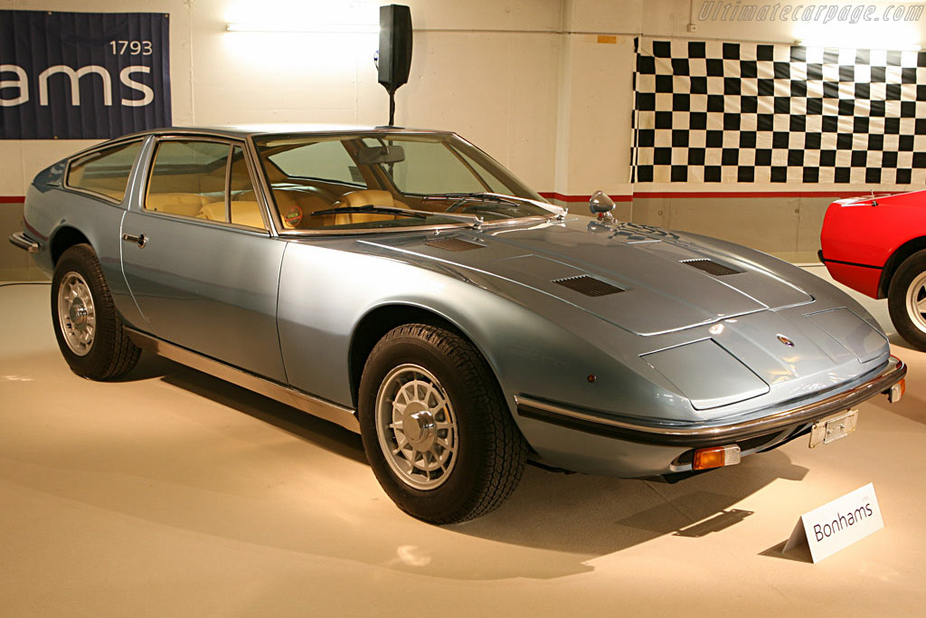 Maserati Indy 4.9 - Chassis: AM116/49*2070   - 2006 Bonhams Gstaad Auction