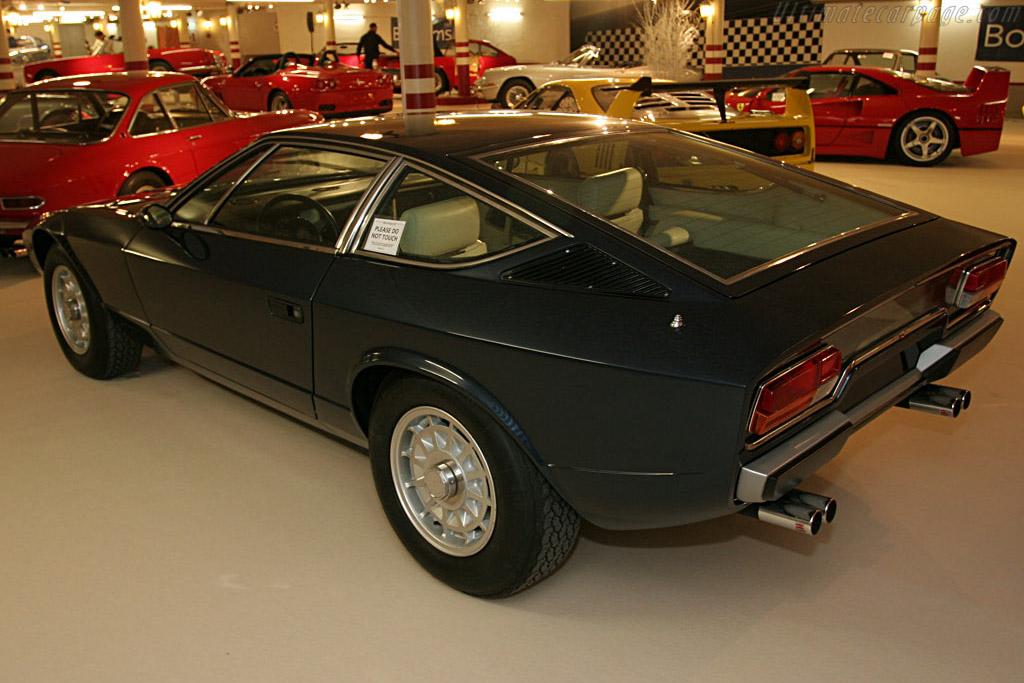 Maserati Khamsin - Chassis: AM120*1262   - 2006 Bonhams Gstaad Auction