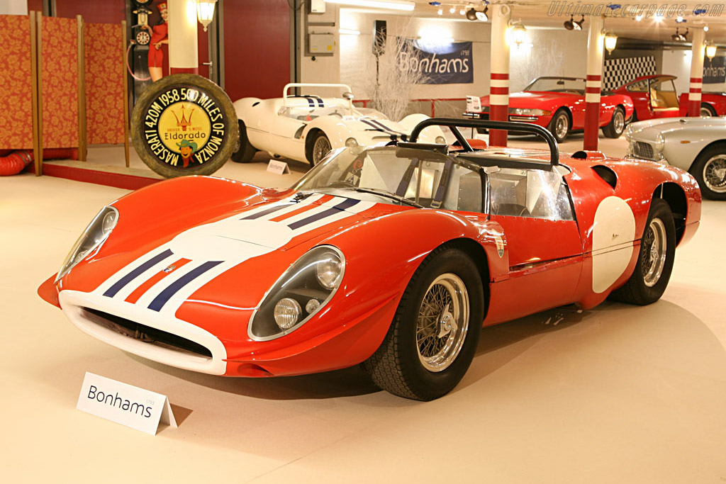 Maserati Tipo 65 Birdcage - Chassis: 65.002   - 2006 Bonhams Gstaad Auction