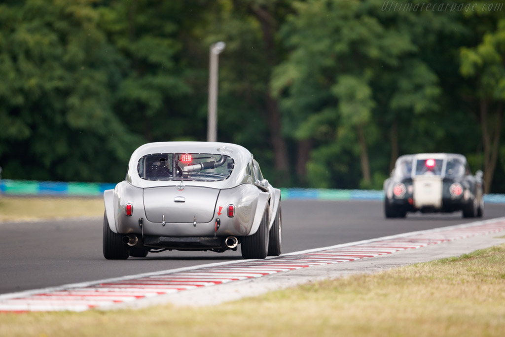 AC Cobra - Chassis: CSX2343 - Driver: Pierre-Alain France / Erwin France - 2019 Hungaroring Classic