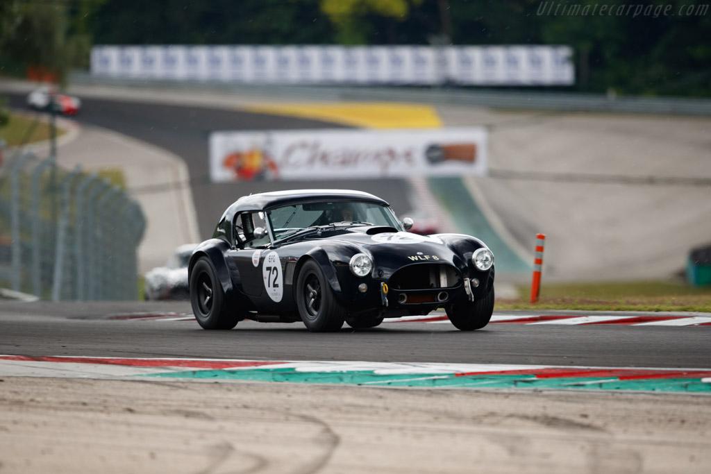 AC Cobra 289 - Chassis: CSX2112 - Driver: Richard Cook / Patrick Blakeney-Edwards - 2019 Hungaroring Classic