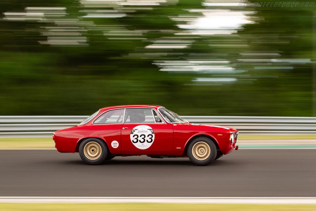 Alfa Romeo Giulia Sprint GTA - Chassis: AR613038 - Driver: Roderick Jack / Patrick Jack - 2019 Hungaroring Classic