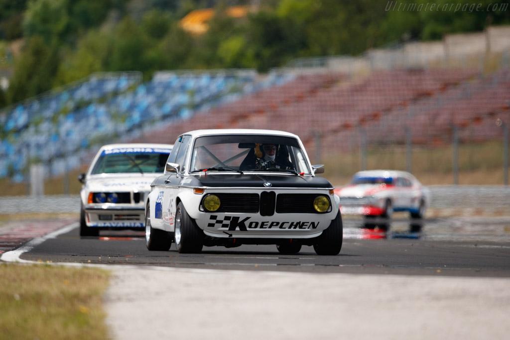 BMW 2002 - Chassis: 1695576 - Driver: Bart Blommaert / Rikkert Leeman - 2019 Hungaroring Classic