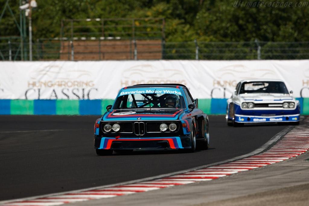 BMW 3.0 CSL  - Driver: Michael Erlich - 2019 Hungaroring Classic