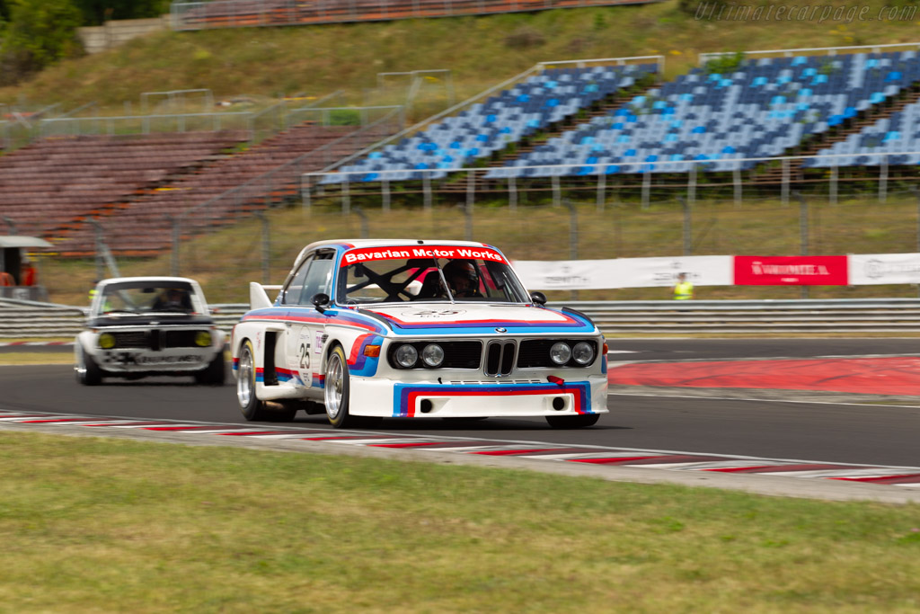 BMW 3.0 CSL - Chassis: 4300096 - Driver: Christian Traber - 2019 Hungaroring Classic