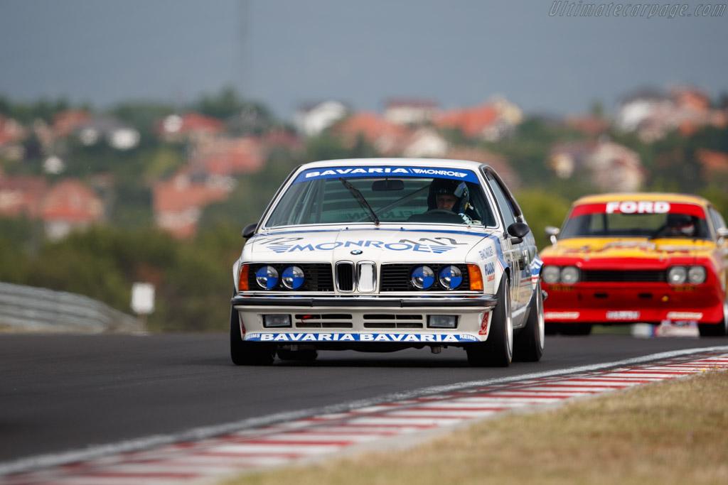 BMW 635 CSI Group A - Chassis: E24 RA2-51 - Driver: Anthony Schrauwen - 2019 Hungaroring Classic
