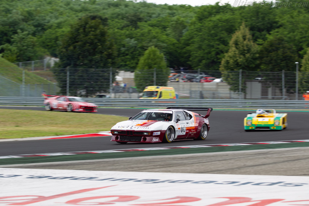 BMW M1 Procar - Chassis: 4301063 - Driver: Peter Muelder / Christian Traber - 2019 Hungaroring Classic