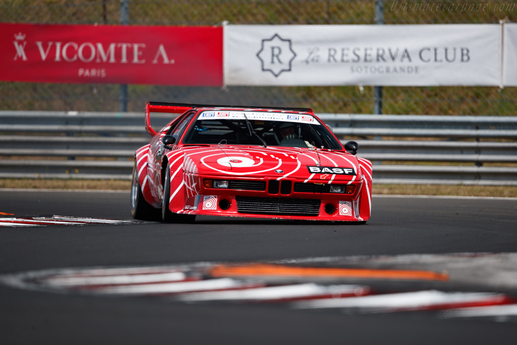 BMW M1 Procar - Chassis: 4301076 - Driver: Guenther Schindler - 2019 Hungaroring Classic
