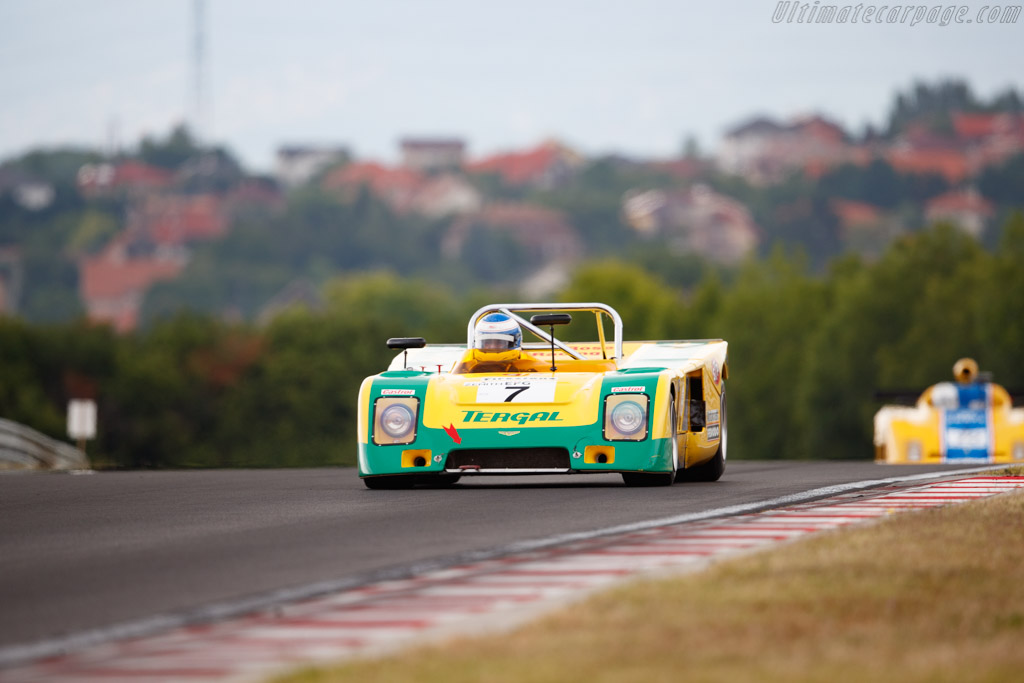 Chevron B21 - Chassis: B21-72-6 - Driver: Jean Legras - 2019 Hungaroring Classic
