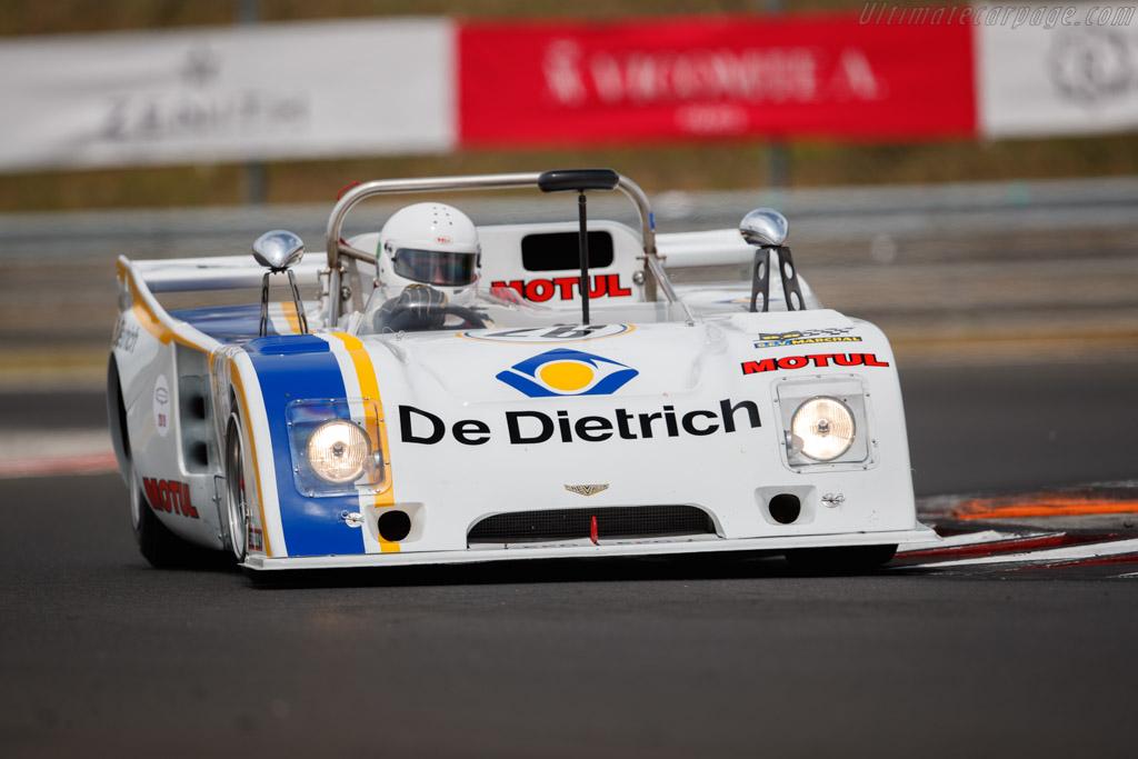 Chevron B36 - Chassis: 36-76-07 - Driver: Claude Le Jean / Lucien Rossiaud - 2019 Hungaroring Classic