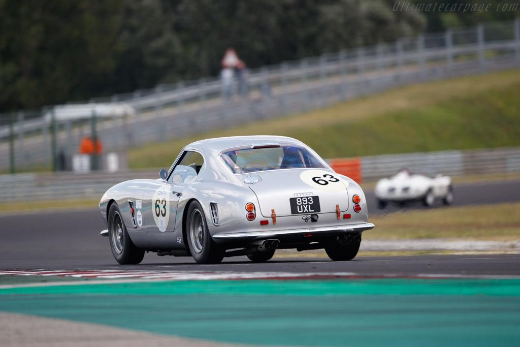 Ferrari 250 GT SWB Competizione - Chassis: 1917GT - Driver: Roderick Jack - 2019 Hungaroring Classic