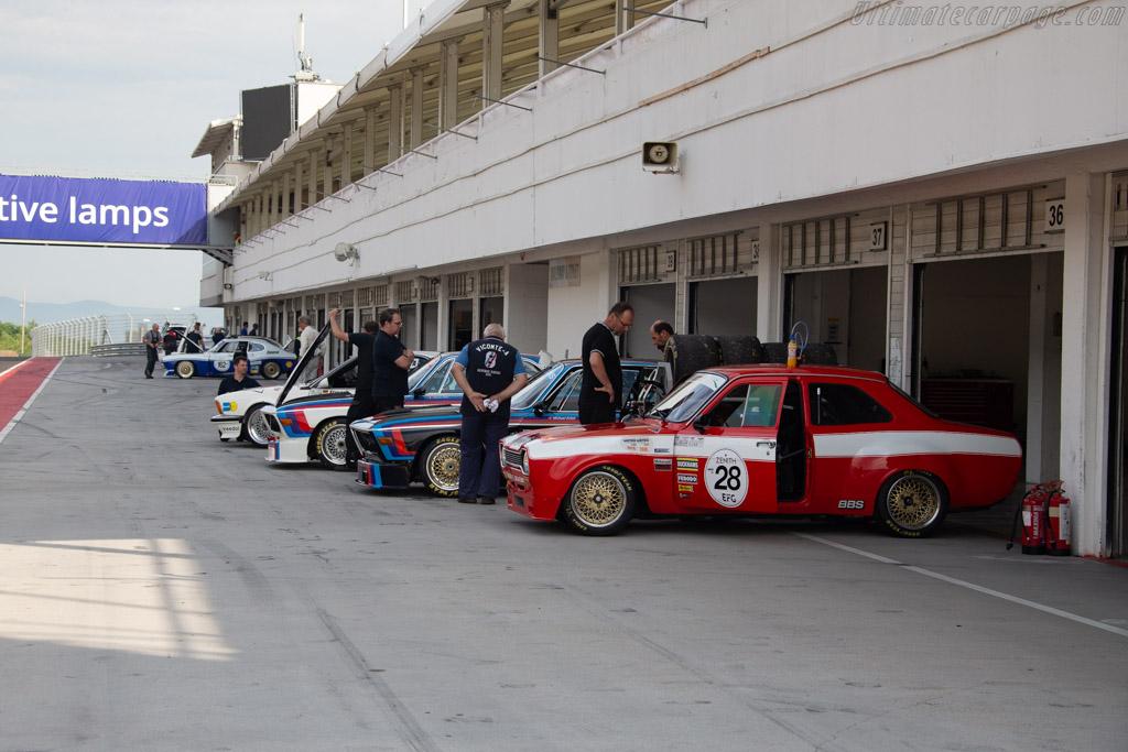 Ford Escort 1600 RS - Chassis: RRG20071677 - Driver: Peter Vögele - 2019 Hungaroring Classic