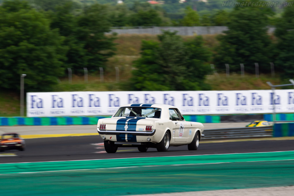 Ford Mustang - Chassis: 5F07K627425 - Driver: Mathieu Guyot-Sionnest / Baptiste Guyot-Sionnest - 2019 Hungaroring Classic