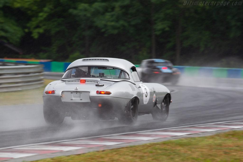 Jaguar E-Type - Chassis: 878981 - Driver: Armand Mille / Guillaume Mahe - 2019 Hungaroring Classic