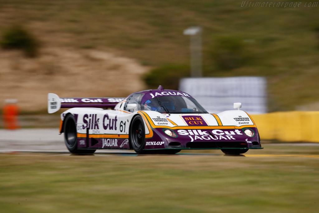 Jaguar XJR-8 - Chassis: J12-C-187 - Driver: Richard Meins - 2019 Hungaroring Classic