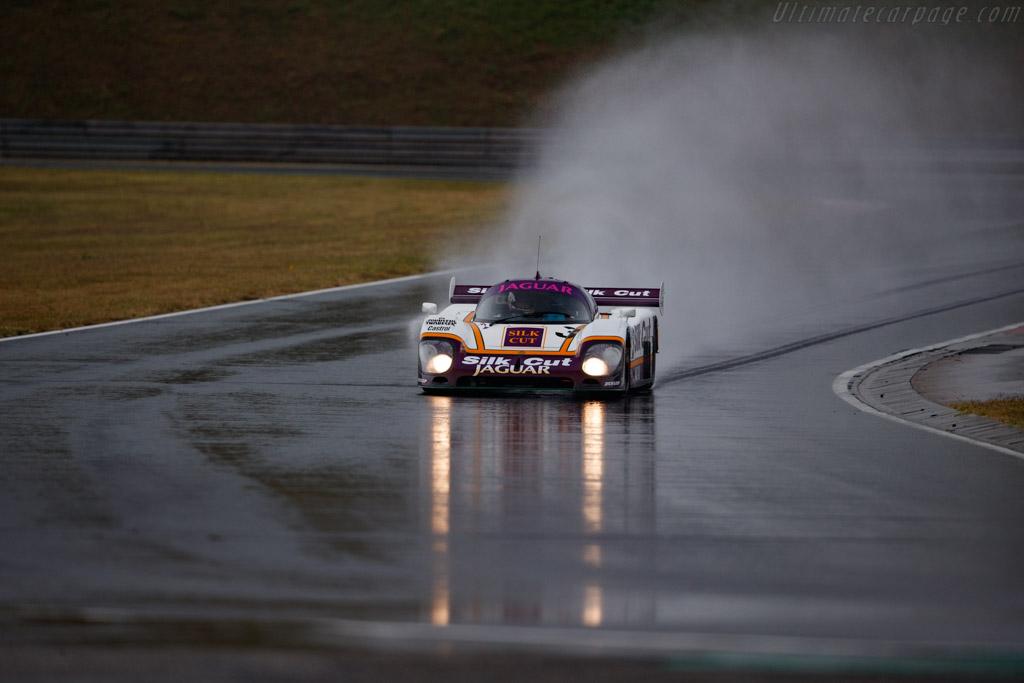 Jaguar XJR-8 - Chassis: J12-C-187 - Driver: Shaun Lynn - 2019 Hungaroring Classic