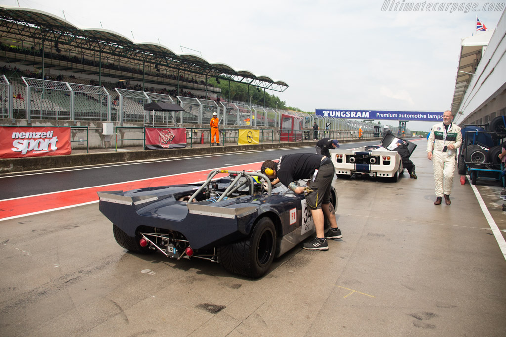 Lola T210 - Chassis: SL210/09 - Driver: Armand Mille - 2019 Hungaroring Classic