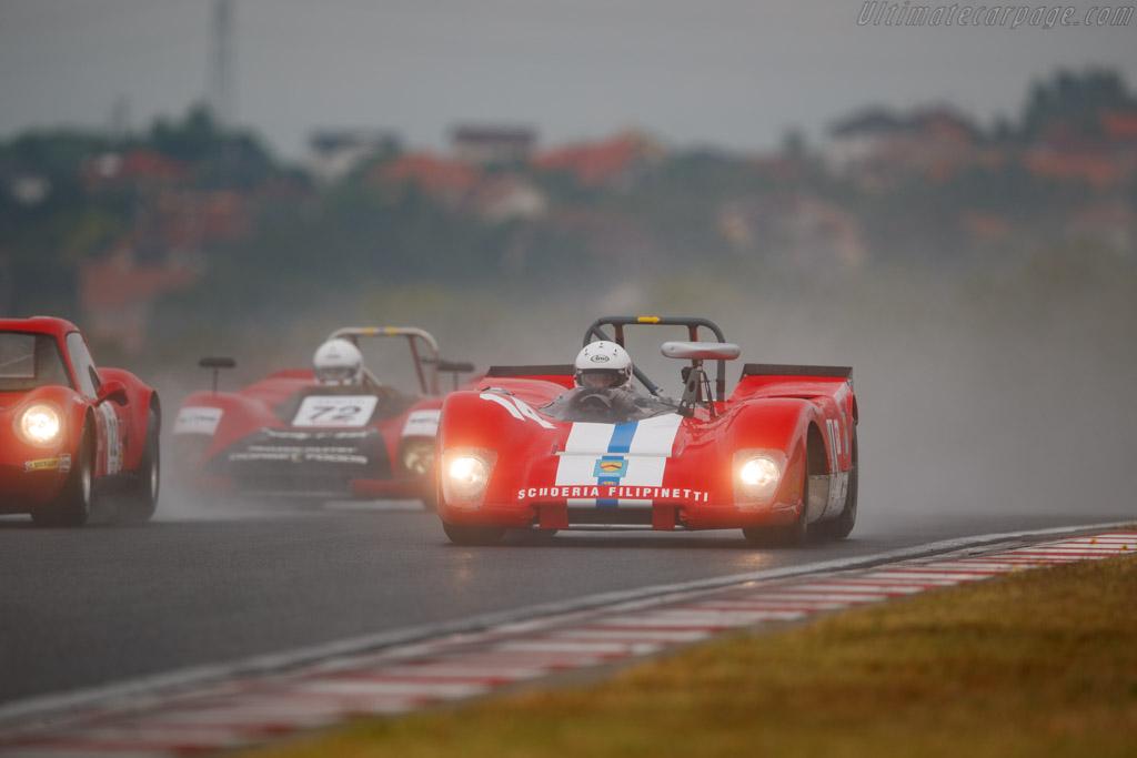 Lola T212 - Chassis: HU18 - Driver: Mauro Poponcini - 2019 Hungaroring Classic