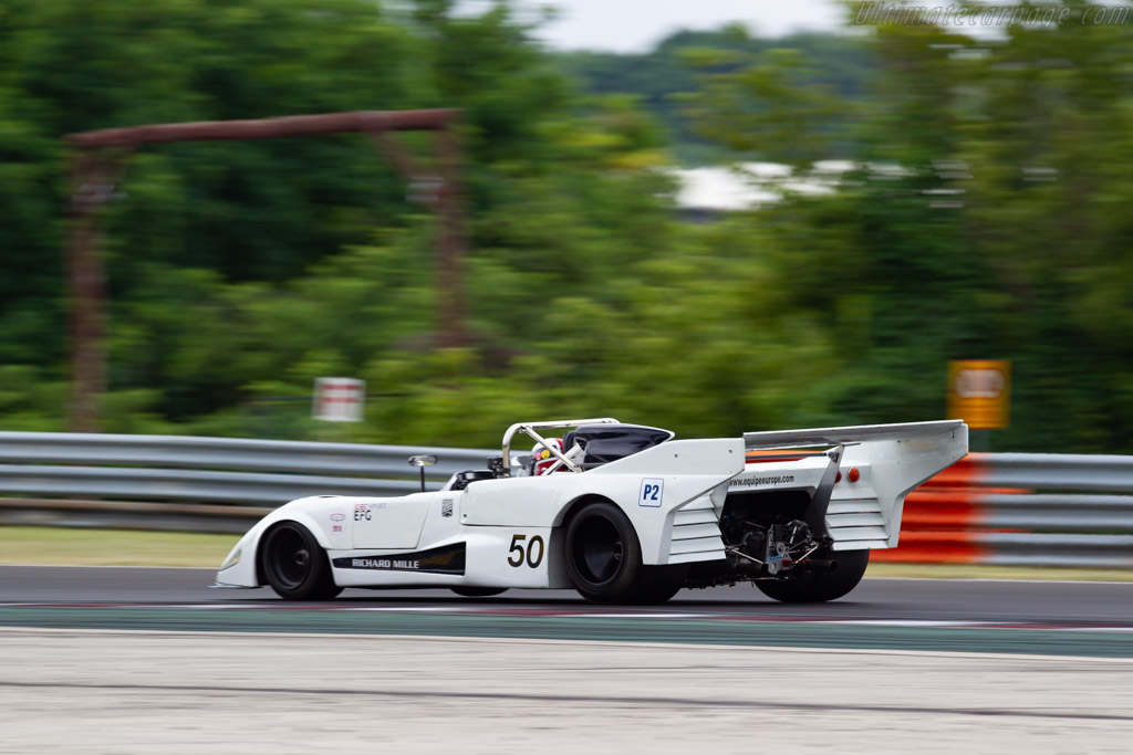 Lola T286 - Chassis: HU10 - Driver: Maxime Guenat - 2019 Hungaroring Classic
