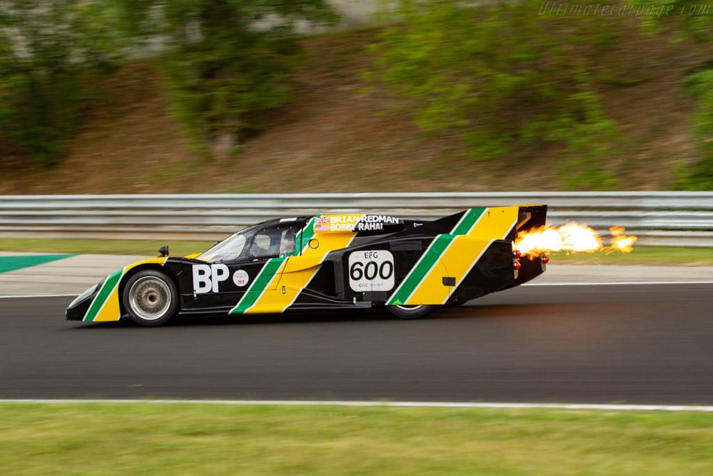 Lola T600 - Chassis: HU2 - Driver: Philippe Scemama - 2019 Hungaroring Classic
