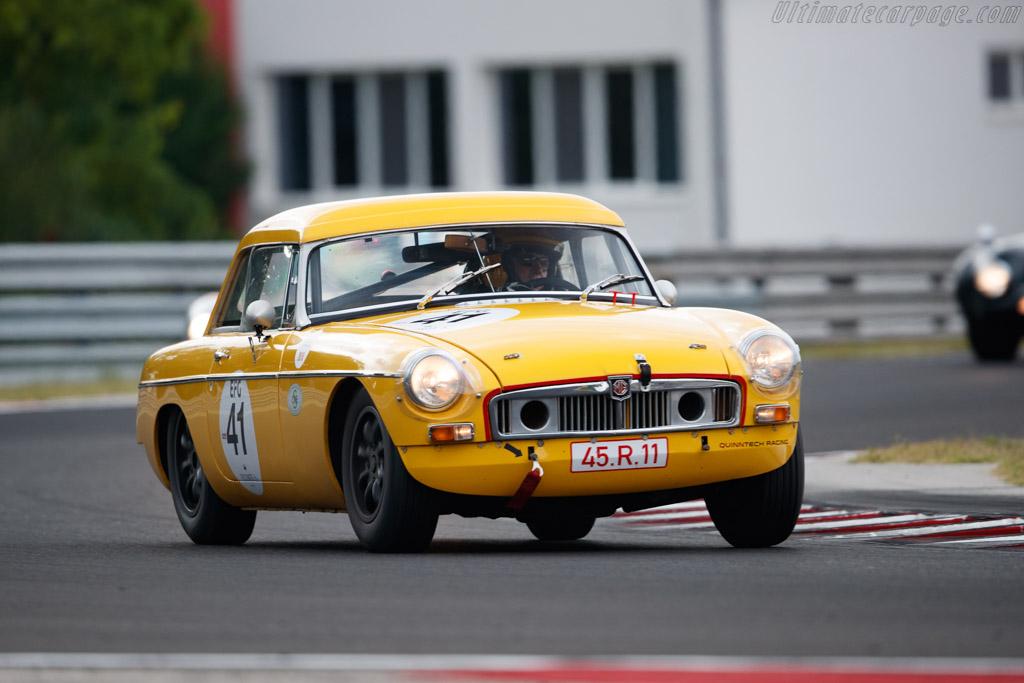 MG B   - 2019 Hungaroring Classic