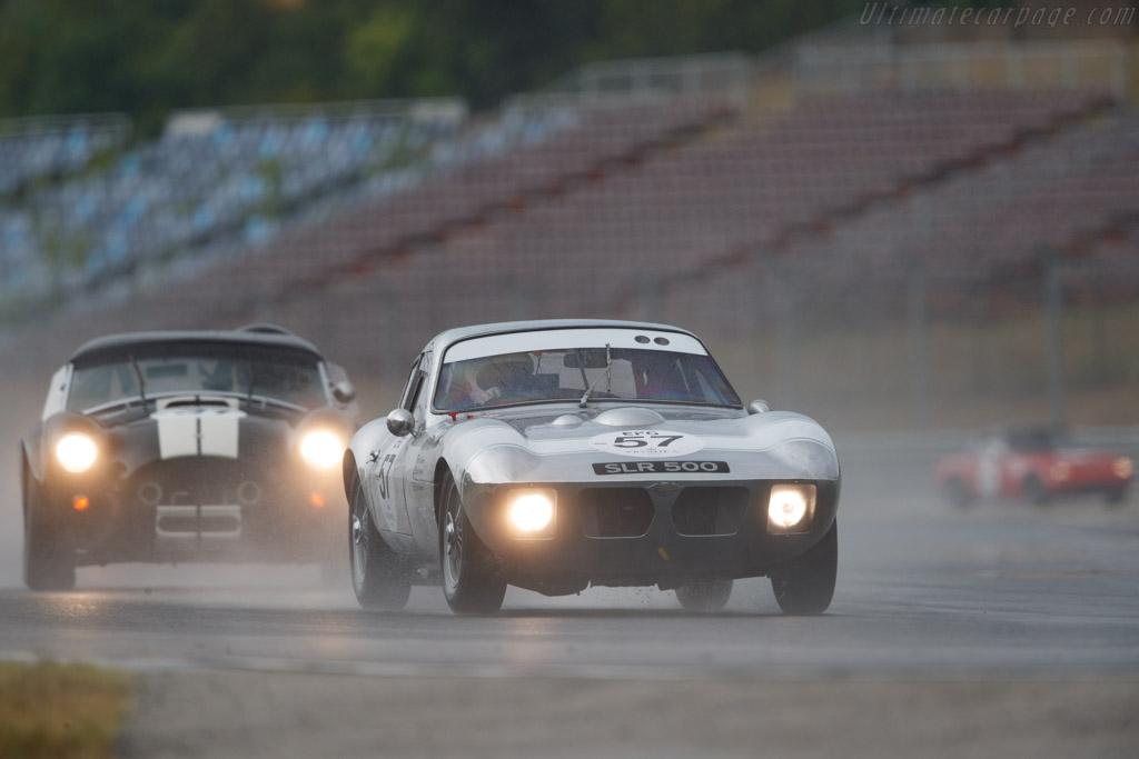 Morgan +4 SLR - Chassis: SLR4 - Driver: John Emberson / William Wykeham - 2019 Hungaroring Classic