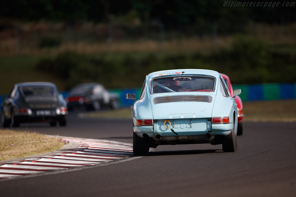 Porsche 911 - Chassis: 303498 - Driver: Michiel Van Duijvendijk / Pascal Pandelaar - 2019 Hungaroring Classic