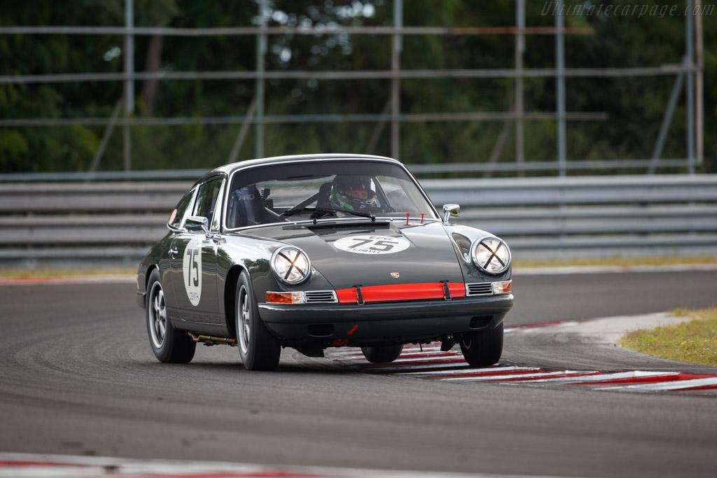 Porsche 911 - Chassis: 303525 - Driver: Simon Evans / James Littlejohn - 2019 Hungaroring Classic