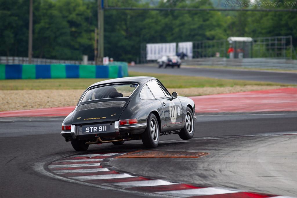 Porsche 911 - Chassis: 302285 - Driver: Mark Sumpter / Andrew Jordan - 2019 Hungaroring Classic