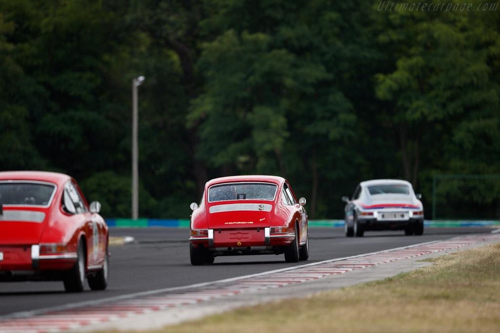 Porsche 911 - Chassis: 302943 - Driver: Didier Denat - 2019 Hungaroring Classic