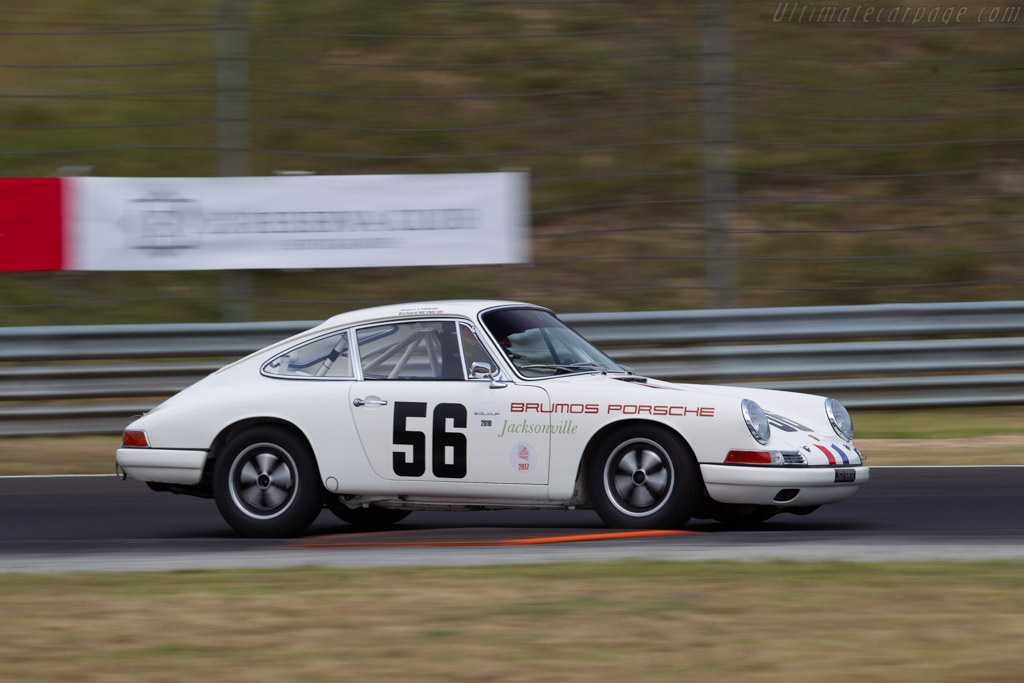 Porsche 911  - Driver: Shaun Lynn / Richard Meins - 2019 Hungaroring Classic