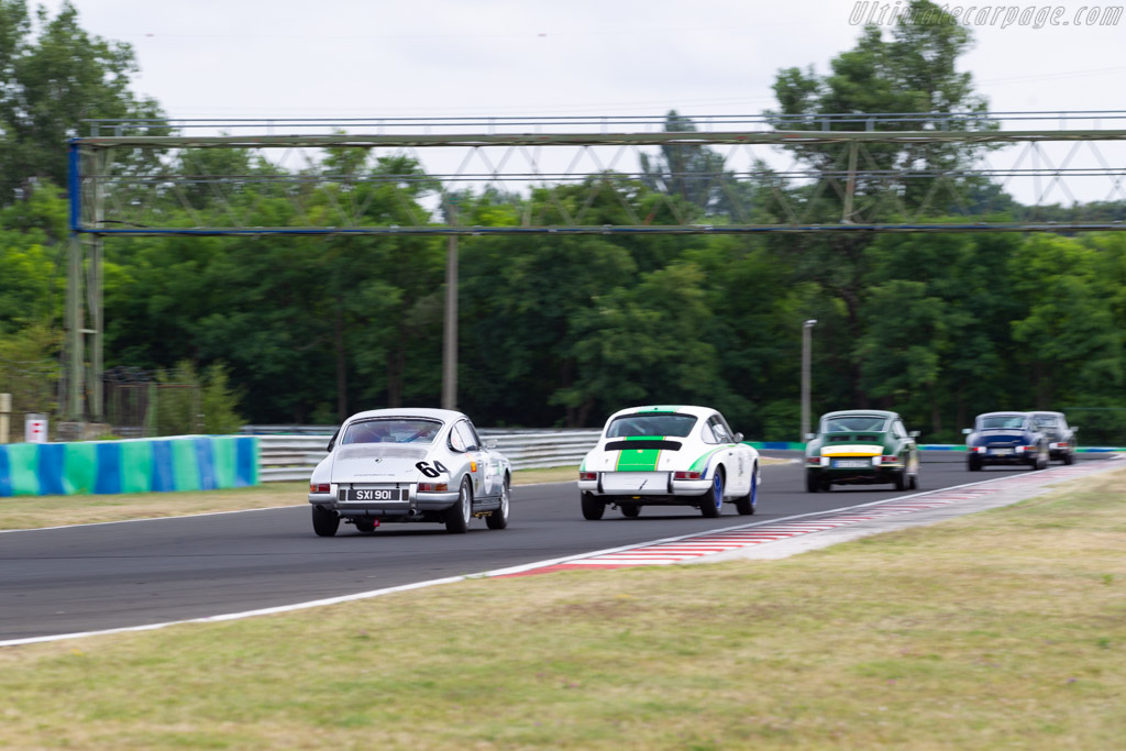 Porsche 911 - Chassis: 300241 - Driver: Andrew Smith / Oliver Bryant - 2019 Hungaroring Classic