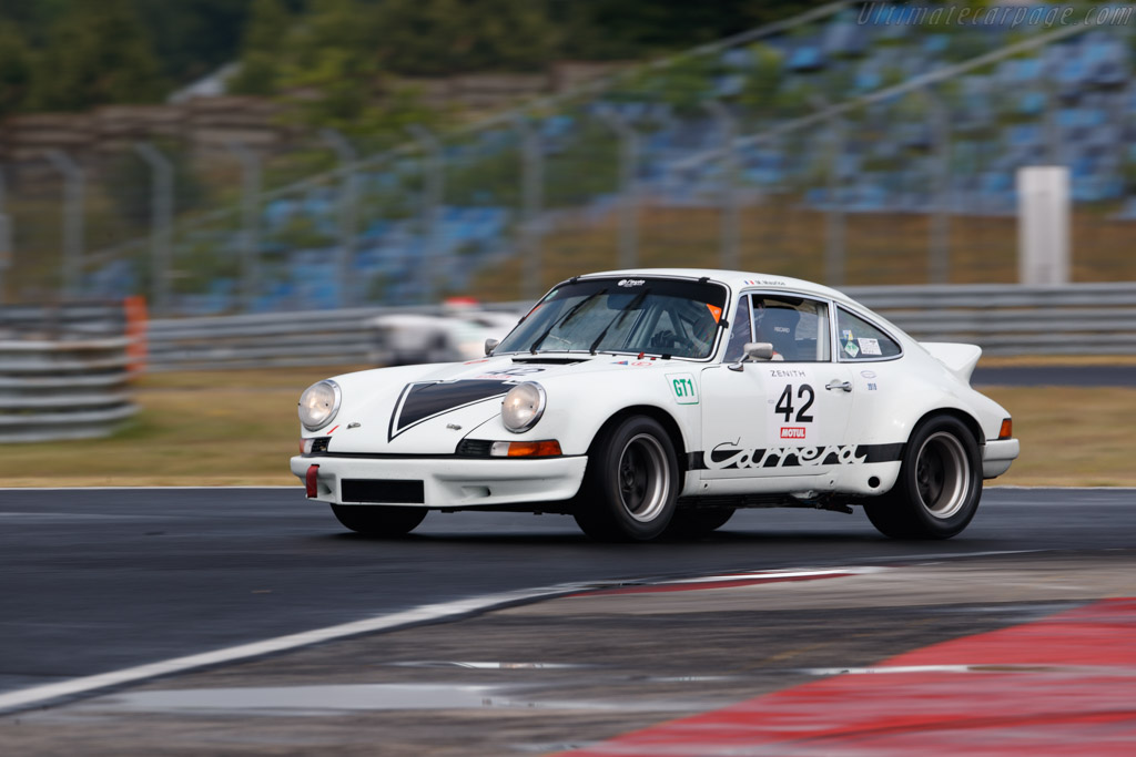 Porsche 911 Carrera RSR 2.8 - Chassis: 911 360 0294 - Driver: Maxence Maurice - 2019 Hungaroring Classic