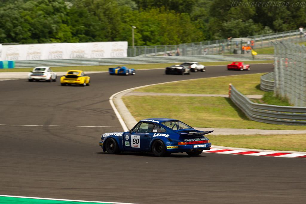 Porsche 911 Carrera RSR 3.0 - Chassis: 006 0015 - Driver: Dominique Vananty - 2019 Hungaroring Classic