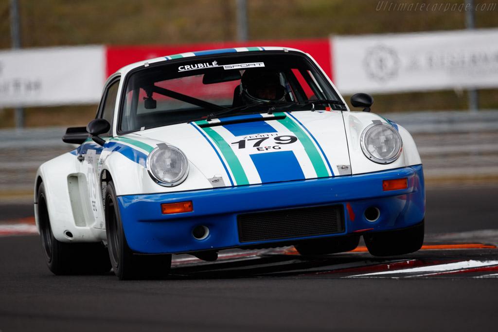Porsche 911 Carrera RSR 3.0 - Chassis: 911 360 1070 - Driver: Emmanuel Brigand / Sébastien Crubile - 2019 Hungaroring Classic